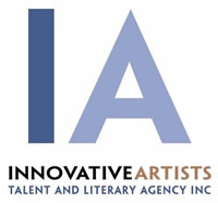 veronica taylor and kathleen mcinerney are represented by innovative artists talent agency.